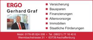 Ergo Versicherung Gerhard Graf Aschaffenburg